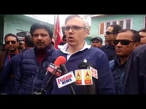 Omar Abdullah: Terrorists, stone pelters are own people even if they adopted wrong path