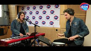 Cats on Trees - Keep on dancing dans les studios de RFM