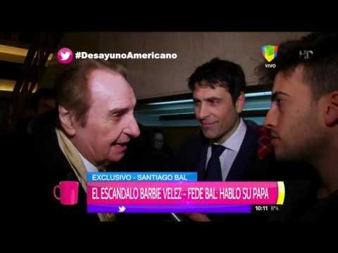 Santiago Bal confesó que se muere por volver a trabajar