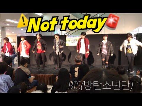 98년생 / BTS _ Not today