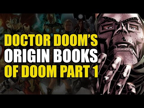 Doctor Doom's Origin - Part 1 - Cursed At Birth