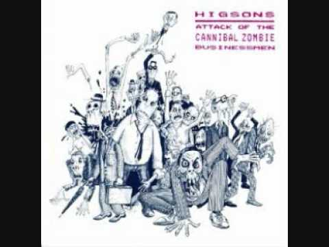 The Higsons - Conspiracy music