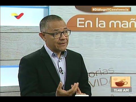 Ernesto Villegas entrevistado en Café en la Mañana a 7 años de la partida física de Hugo Chávez
