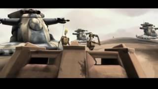 Клип Звёздные войны Война клонов