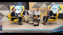 TOP MED Sendung zum Thema Leistenbruch und allgemeiner Hernienchirurgie