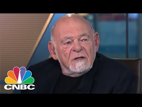 Billionaire Sam Zell: I Think The Current Situation Seems Like Irrational Exuberance | CNBC