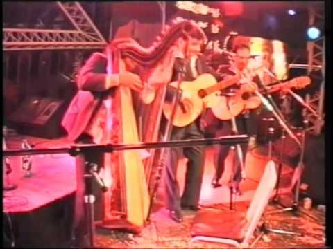 Los Latinos - Dúo: Insfran - Cabral Show en Vivo Radio Studio Dance [1995]