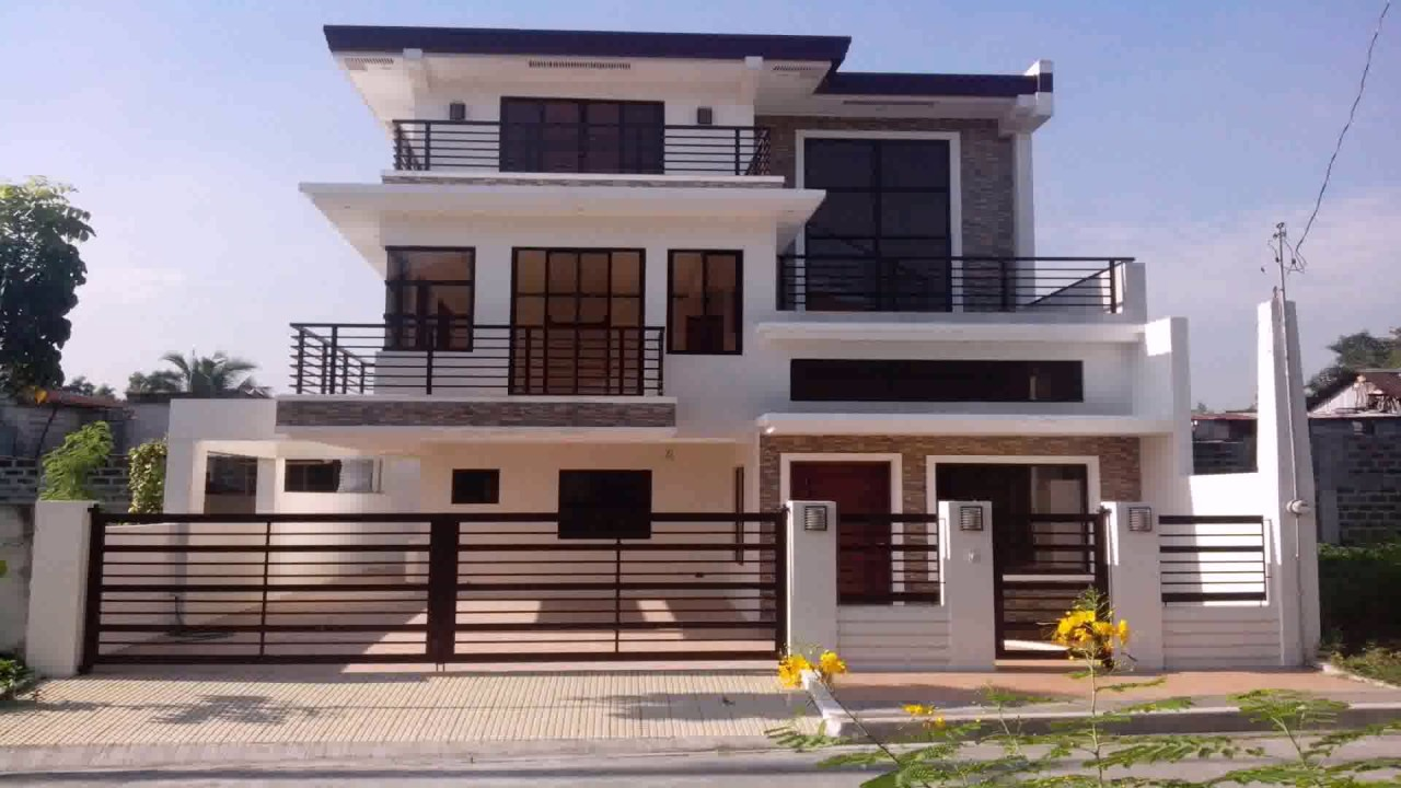 Modern Zen House Design In The Philippines | Design For Home
