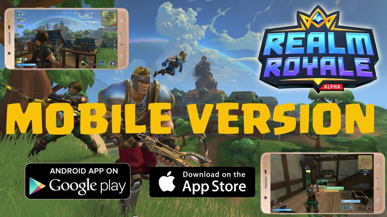 realm royale free no download