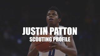 Justin Patton - 7'0 Center - Creighton Scouting Profile