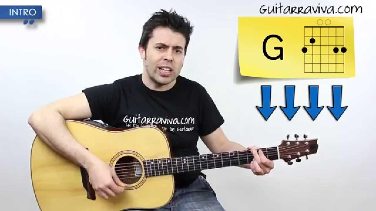 Como Tocar Guitarra Insurrección De Manolo García Insurrección El último De La Fila Acordes Youtube