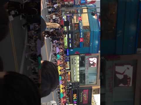 Dongsaro Festival at Daegu City of South Korea.