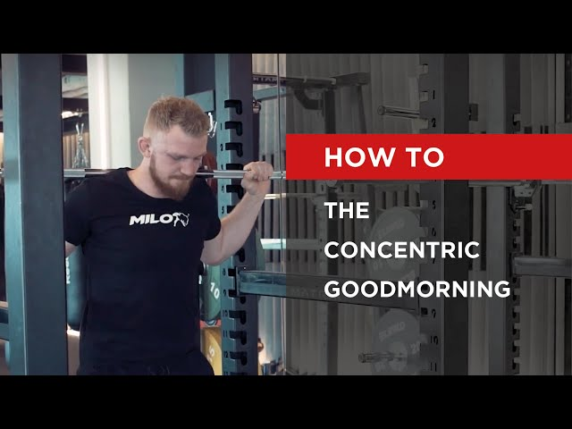 HOW TO: The Concentric Goodmorning NL