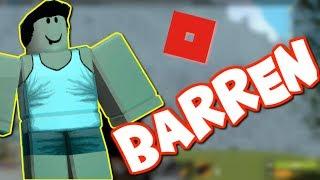 Eu não posso confiar em qualquer um! | ROBLOX Barren beta Release (momentos engraçados)