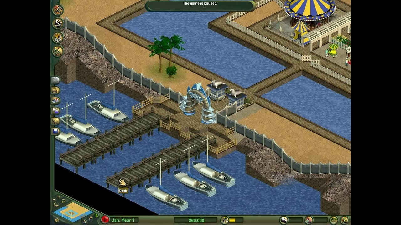 Zoo Tycoon 2: Marine Mania Demo free download - bestofile