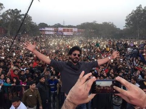 Hansraj college delhi university SRK  Live Performance -HD |#TECHWORLDPLUS.COM #MITESH