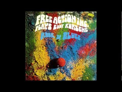 Free Action Inc. - Plays Eddy Korsche Rock & Blues (1970)