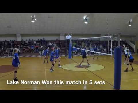 2017 season highlights lake Norman Christian school JV  season