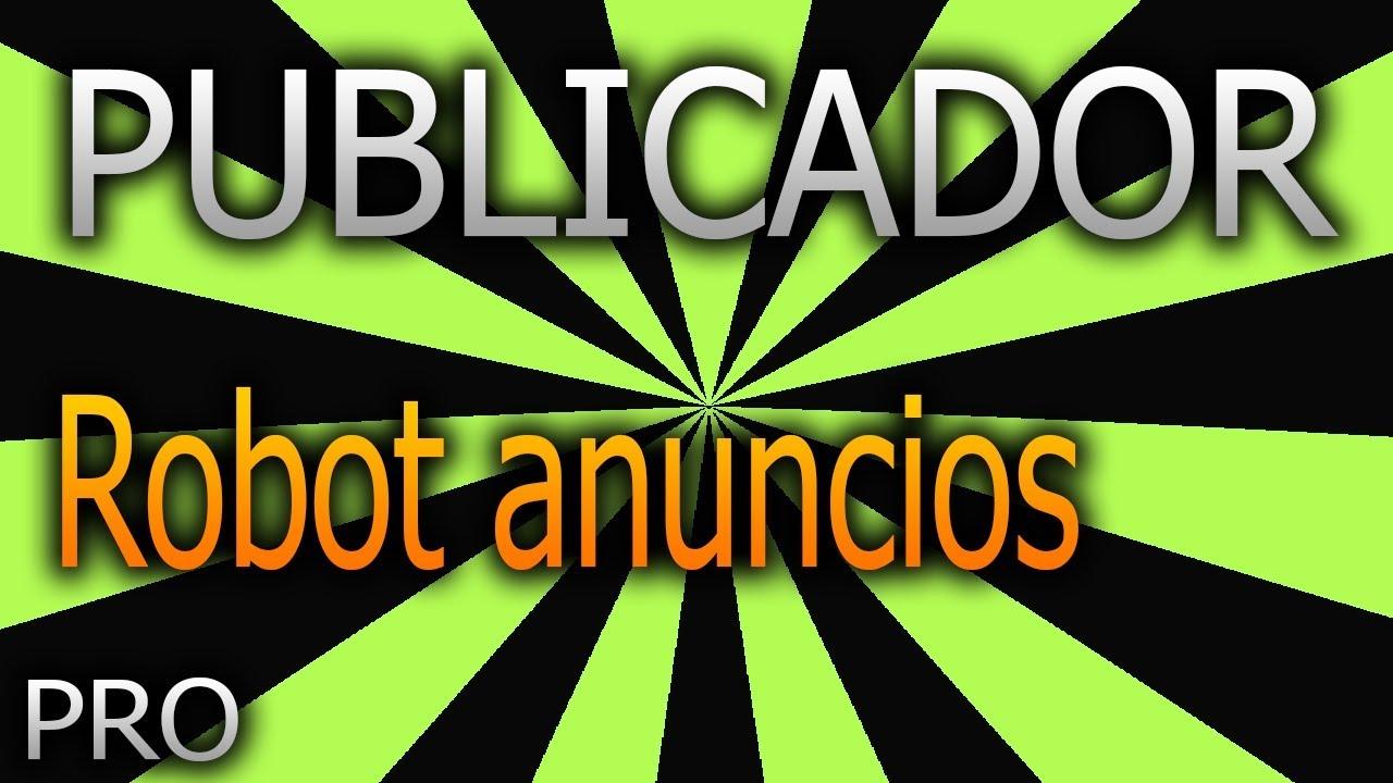 PUBLICADOR milanuncios Publicar - YouTube