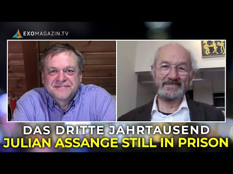 WikiLeaks Founder Julian Assange still in prison - What's next? (Interview with John Shipton)