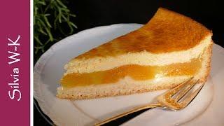 Aprikosenkuchen / Obstkuchen