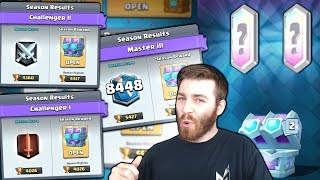 NEW END OF SEASON TRIPLE DRAFT CHEST OPENING! | Clash Royale | BEST DRAFT CHEST OPENING x3!