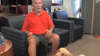"A ""pet Partner"" Explains Training A Therapy Dog"