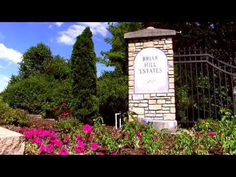 Briar Hill Estates Neighborhood, Crestwood, KY