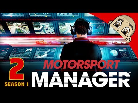 Motorsport Manager - Ep. 2 - NoSlack Racing Goes To Munich - Motorsport Manager Let