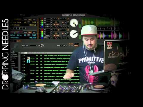 DJ Ricky Jay - Practice Set for Barnyard Mixshow and Skratchpad Los Angeles