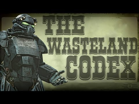 The Storyteller: Fallout - Wasteland Codex