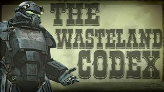 The Storyteller: Fallout - Wasteland Codex