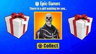 FREE SKIN GIFTING SYSTEM IS *HERE*! GIFTING SYSTEM UPDATE CONFIRMED Coming To Fortnite Battle Royale