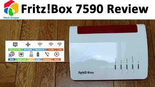 Fritz!Box 7590 Router and Telephone System Review