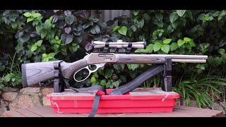 Marlin 1895SBL: The Jurassic World Rifle!