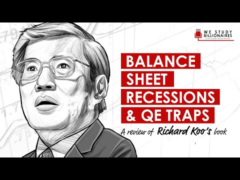 32 TIP: Balance Sheet Recessions and Quantitative Easing Traps  - by Richard Koo