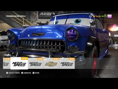 Need for Speed Payback | Chevrolet Bel Air Off Road Customization Gameplay