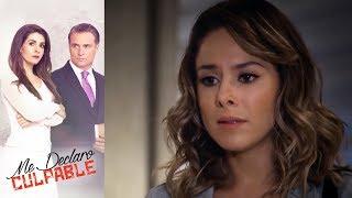 Katia regresa a la vida de Paolo | Me declaro culpable - Televisa