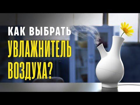 Как выбрать увлажнитель воздуха? ✅ Советы | COMFY