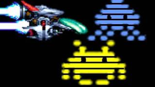 R-Type vs. Space Invaders
