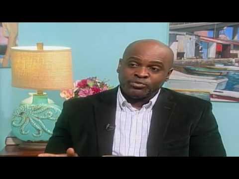 MOF Financial Secretary Simon Wilson on Bahamas At Sunrise
