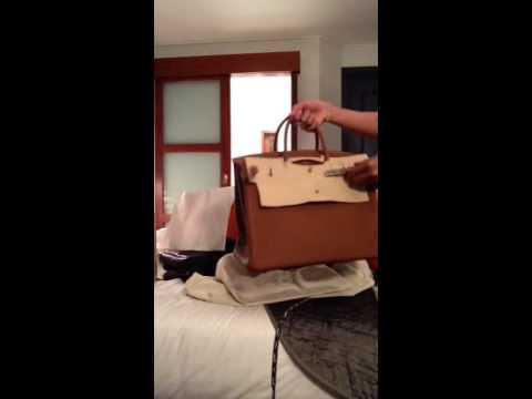 hermes knock off - My Hermes Birkin 40 cm - YouTube