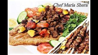 Afghan Kabob Recipe-Kebab Recipe-Ramadan recipes- Tikka kabob - lamb kabob recipe- Afghan recipes