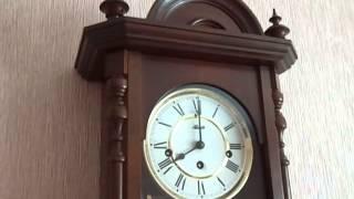 видео Hermle часы
