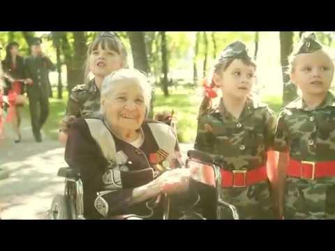 Девочка поет песню про войну До слез ....