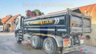 CALPA - Reiniging trucks