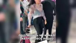 Пьяные танцы Иры Пинчук на свадьбе Купина и ДОнцовой (ondom2.com)