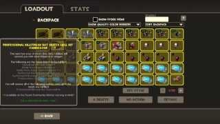 TF2 - Crafting killstreak weapons