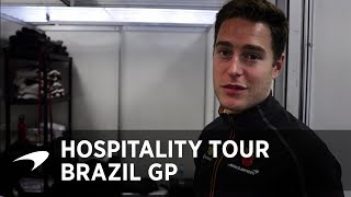Brazil GP | Behind The Scenes In Hospitality