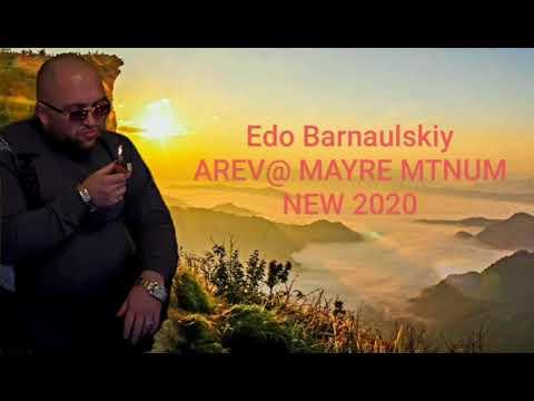 Edo Barnaulskiy AREV@ MAYRE MTNUM //NEW 2020//